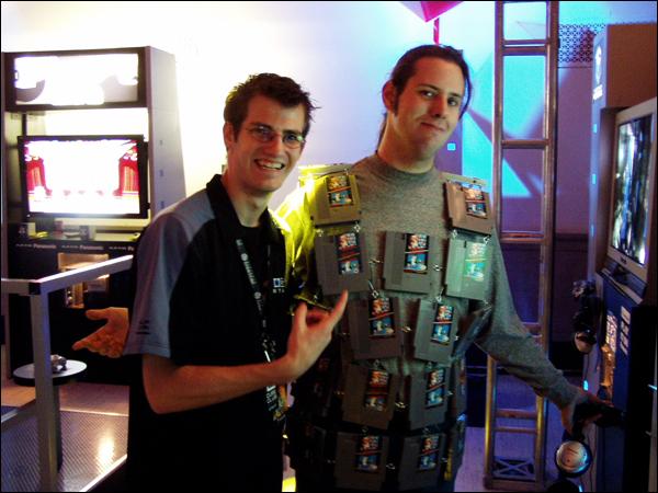 Nintendo Cube Club: 2002